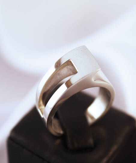 Solid Sterling Silver Ring | Made in NZ