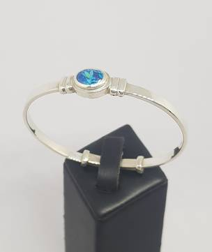 Happy birthday Miss November OR December - Baby birthstone bangle