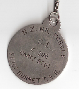 ANZAC dog tags SilverStone Jewellery