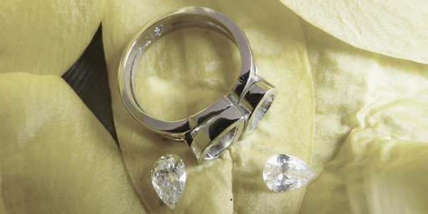 diamond  ring to set