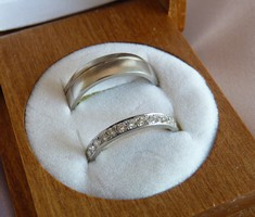 handmade platinum wedding band rings