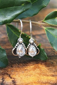 cz sparkle EARRINGS
