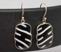 black-and-white-earrings