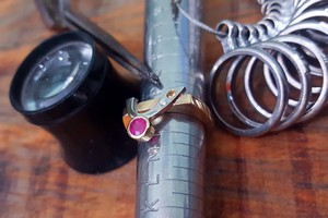 ring resizing North Shore Auckland Jewelllers