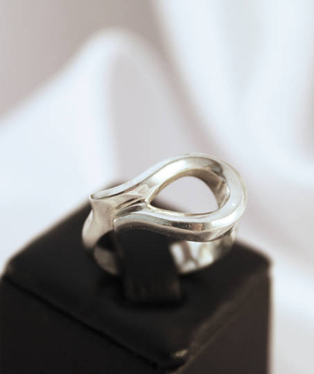 sterling silver ring made in new zealand