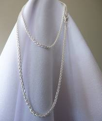 Sterling silver chain, 50cms